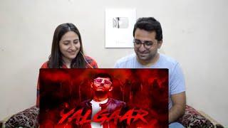 Pakistani Reacts to YALGAAR - CARRYMINATI X Wily Frenzy