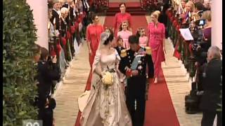 Frederik & Mary's Royal Wedding 2004: Departure from the Church MP3