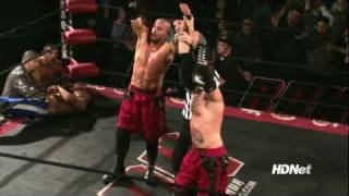 The Briscoes - Man Up - Ring of Honor Wrestling