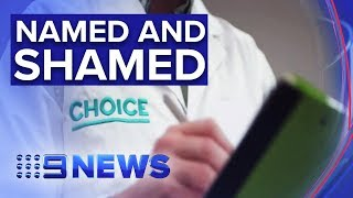 Choice Shames Products In Its Annual Shonkys Awards | Nine News Australia