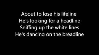 Megadeth - Breadline lyrics