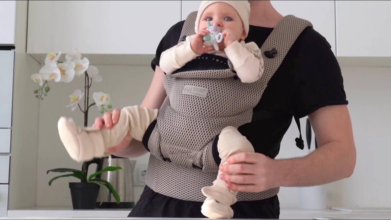 Рюкзак-переноска Happy baby Babytour