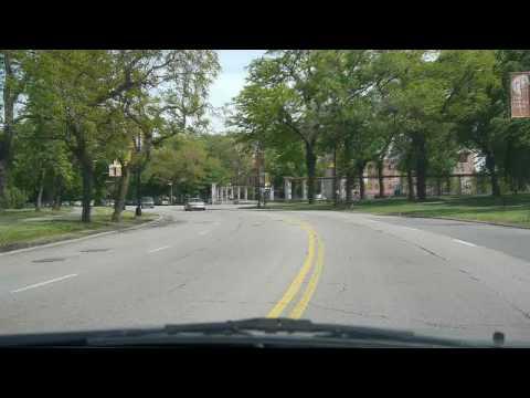 Entering South Lawndale: Driving through Douglas Park