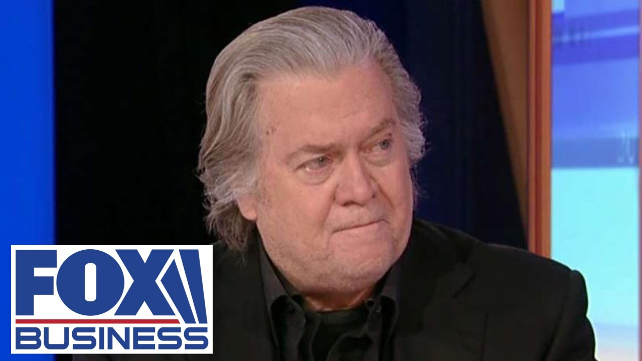 Steve Bannon: Trump has brought America together on the economy - FOX Business