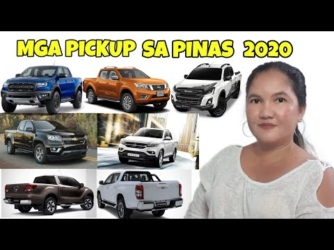2020 PICKUP CARS IN THE PHILIPPINES