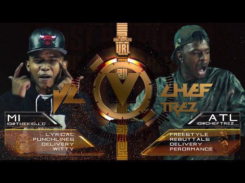 JC VS CHEF TREZ SMACK URL RAP BATTLE