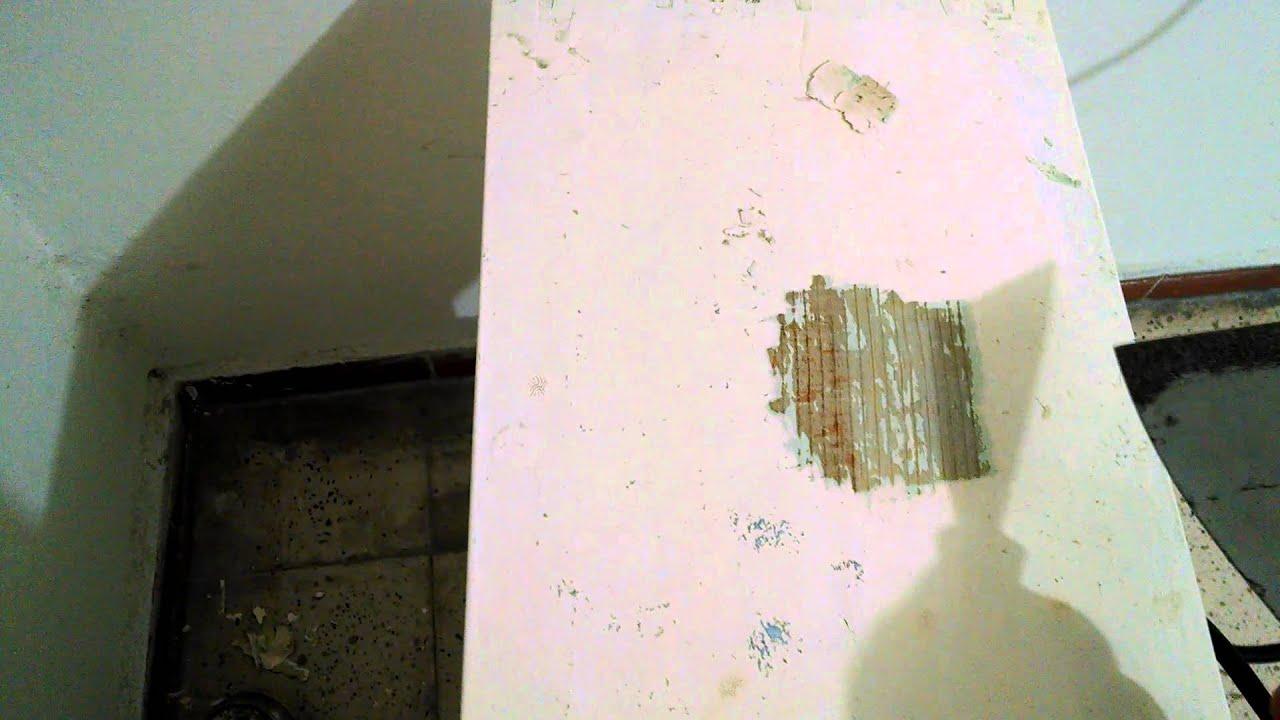 Como quitar pintura de aceite parte ii youtube - Como quitar manchas de pintura ...