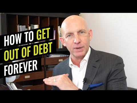 4 STEPS TO GET OUT OF DEBT…FOREVER – KEVIN WARD