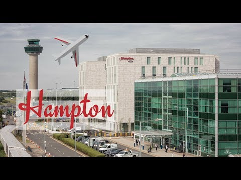 Hampton By Hilton London Stansted Experience And More!