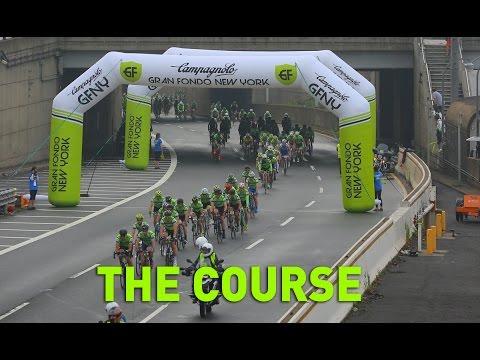 Course – Campagnolo GFNY World Championship New York City | GFNY Cycling