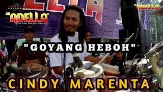 PENUH SKILL DRUM CAK NOPHIE - Goyang Heboh - Cindy Marenta OM ADELLA Tambak boyo Tuban