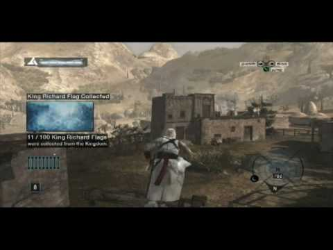assassins creed king richard flags 1-22 kingdom