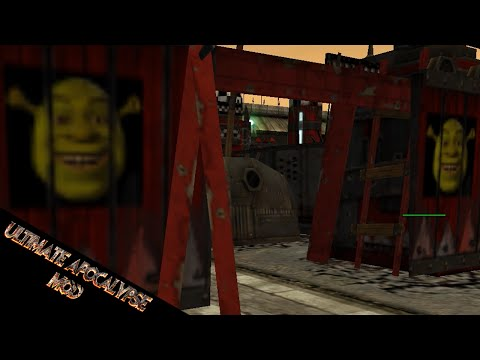 SHREK IS HERE! NEW ORKZ - Dawn of War Ultimate Apocalypse Mod