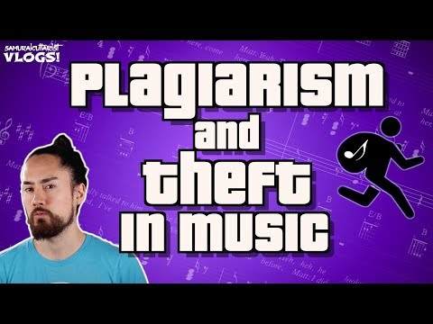 Plagiarism and Theft in Music