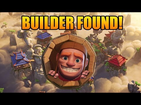 Thumbnail: Clash of Clans Story - Builder Found in Clash Royale Arena! | Why Did he Leave? Where did he go? CoC