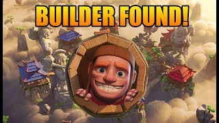 Clash of Clans Story Builder Found in Clash Royale Arena! | Why Did he Leave? Where did he go? CoC