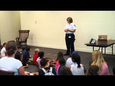 Summer Reading Program-Johnston County EMS Heroes