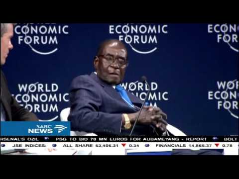 Zimbabwe is one of the most developed countries in Africa: Mugabe