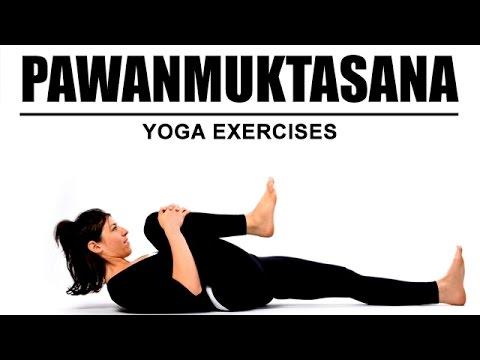 pawanmuktasana  yoga exercises  youtube