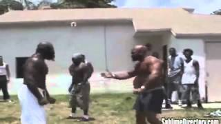 Kimbo Slice Vs 'Big Dee' Byrd HD)
