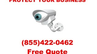 Business Security Systems Cost | (855)422-0462