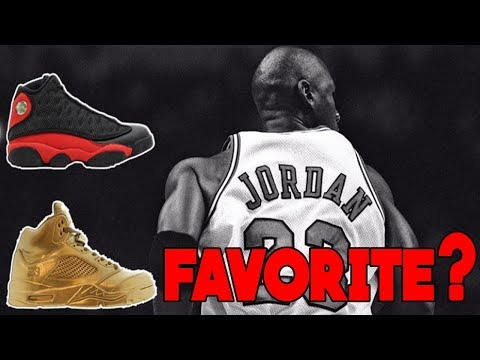 CAN THIS NBA QUIZ GUESS MY FAVORITE SHOE OF ALL TIME?