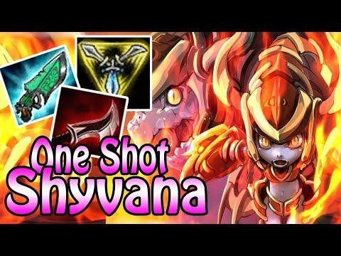 ONE SHOT SHYVANA - Was war das letzte woche?