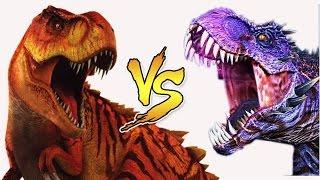 Тираннозавр против Омега 09 Jurassic World The Game прохождение на русском 252