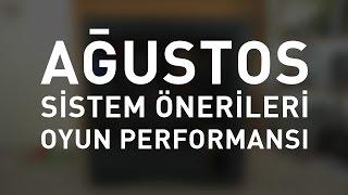 TeknoSeyir sistem önerileri - 3 Oyun Performansı
