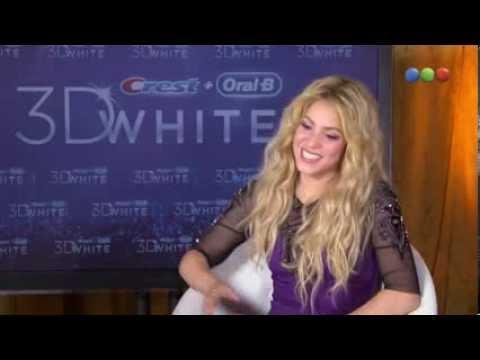 [facebook.com/shakiraineditos] | Shakira en Tu Cara Me Suena (Clip)