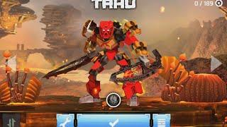The Epic legend of LEGO Bionicle TAHU KOPAKA ONUA GALİ POHATU LEWA Android VİDEO GAME