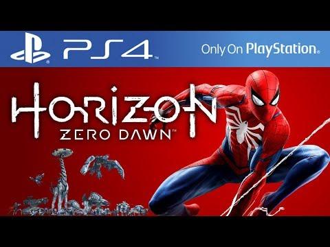 Marvel's Spider-Man (PS4) | Horizon Zero Dawn Style Trailer