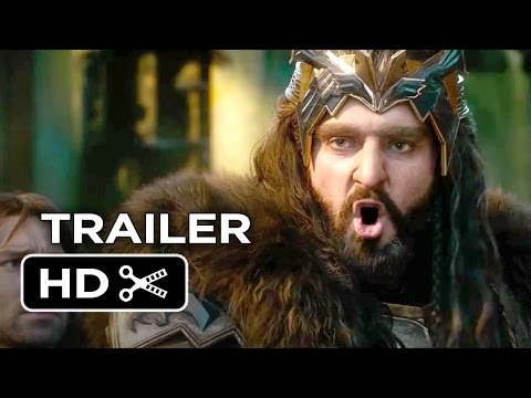 The Hobbit: The Battle of the Five Armies Official Teaser Trailer #1 (2014) - Peter Jackson Movie HD