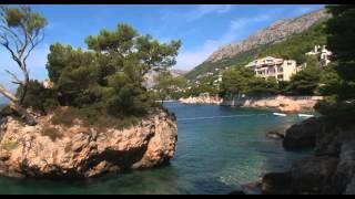 Brela - Chorvatsko
