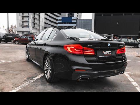 BMW 530i XDrive. Самая спортивная в классе?