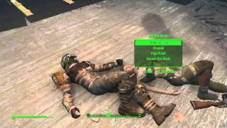 Fallout 4 Heavy Combat Armor Location, and Armor Undergarments