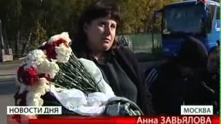 Похороны детей погибших в аварии на Минской улице(, 2012-09-27T06:20:01.000Z)