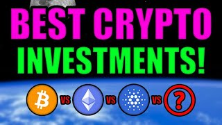 Best Cryptocurrency Investment [Get Rich in 1-2 Years] Bitcoin, Ethereum, Cardano, or? Crypto News