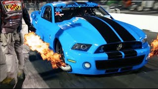 2200HP Turbo Shelby GT500 WORLDS QUICKEST & FASTEST! - The Devil's Reject