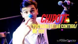 Chipote - Yo quiero estar Contigo (Lo Nuevo) / Me voy