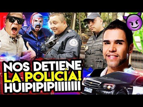 Emir Pabón (Grupo Cañaveral) & Escorpión Dorado al volante