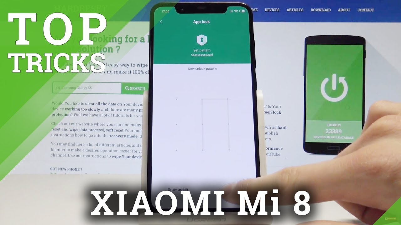 XIAOMI Mi 8 TRICKS & TIPS / The Best Features & Cool Settings