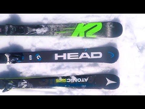SKITEST Allmountain-Ski 2017/18   K2 iKonic 80Ti // HEAD iTitan // Atomic Vantage 80CTI