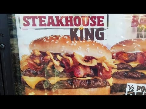 Burger King Steakhouse Review