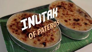 Inutak ng Pateros dessert