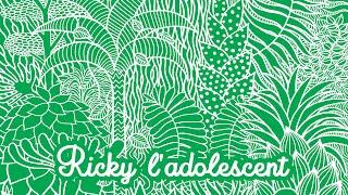 Sébastien Tellier - Ricky l'adolescent (Principles of Geometry Remix) (Official Audio)