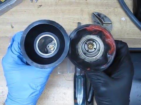 Carburetor Slide Diaphragm Replacement - Turn on ...
