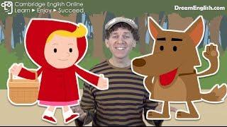 Little Red Riding Hood Kids Story | Bedtime Stories | Children, Preschool, Learn English