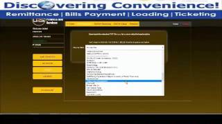 UPS Home Business Online Ecash Payment System Technical Webtool Operation TWO training video