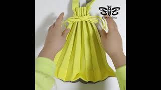 니트플리츠백 -하프앤 하프 숄더백 니트 주름가방 - 그…